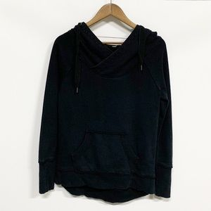 lululemon athletica | Black Drawstring Hoodie
